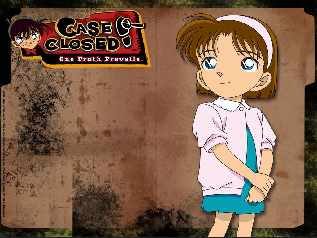 DC's Girls Detective-Conan-detective-conan--3