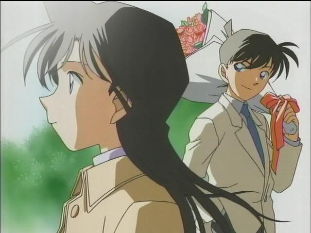 Shinichi-Ran KudouShinichiMouriRan10