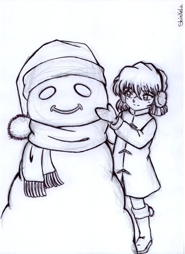 For fan Ai Haibara Winter_by_ShinXela-1