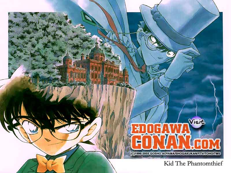 DC Wallpapers Collection Conan029