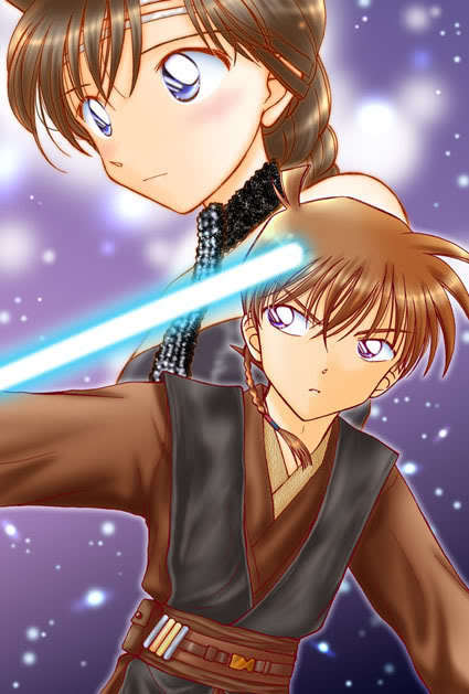 Shinichi-Ran Shinichi-and-ran-star-wars-shinichi-and-ran-9968601-425-629