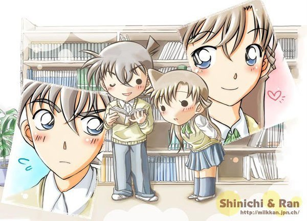 DC Wallpapers Collection ShinichiXran-shinichi-and-ran-18803292-600-432