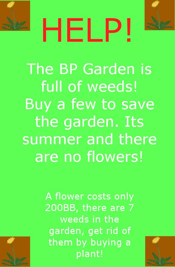 BP T I M E S { Issue 8 :: JULY WEEDSNEWS