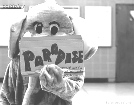 Coldplay//Paradise Coldplayparadise-1