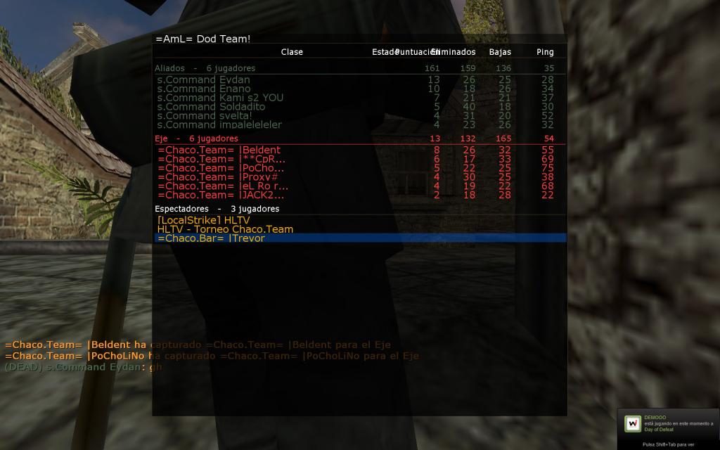 =Chaco.Team= vs S.Command Dod_solitude_b20002