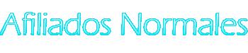 # Reglas para Afiliaciones AfiliadosNormales