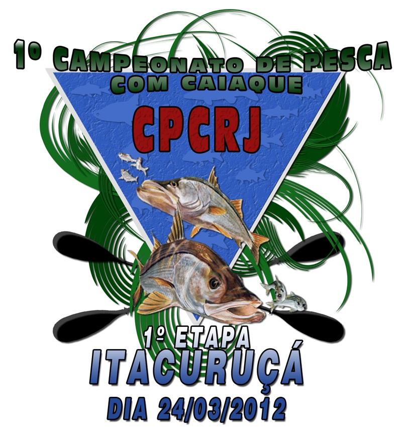 1º Campeonato CPCRJ - Regras e Tabela CAMP