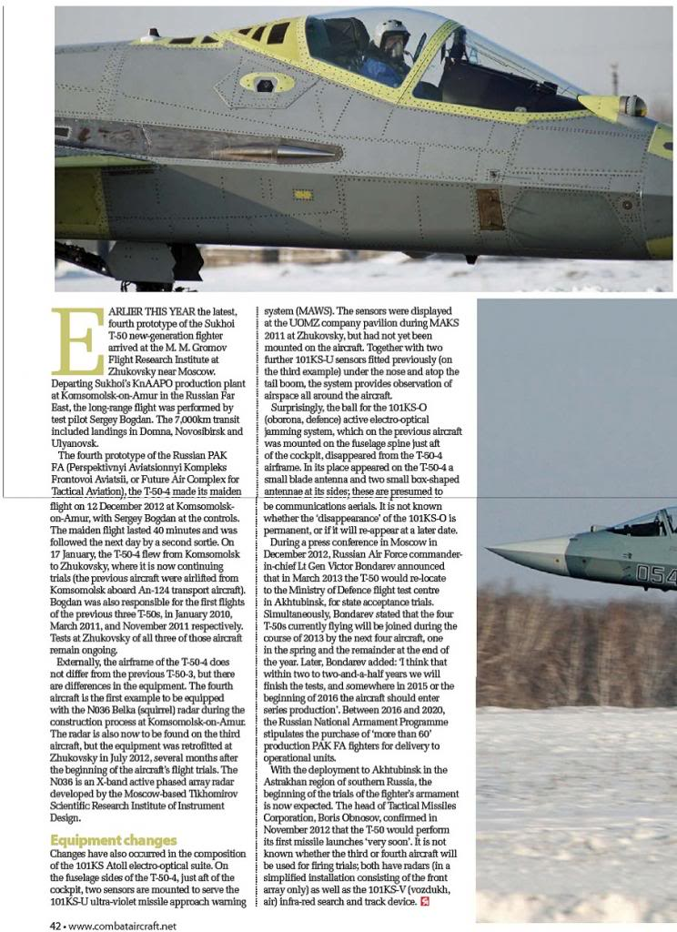 How PAK-FA would counter F-22 in future aerial warfare -pakfa1