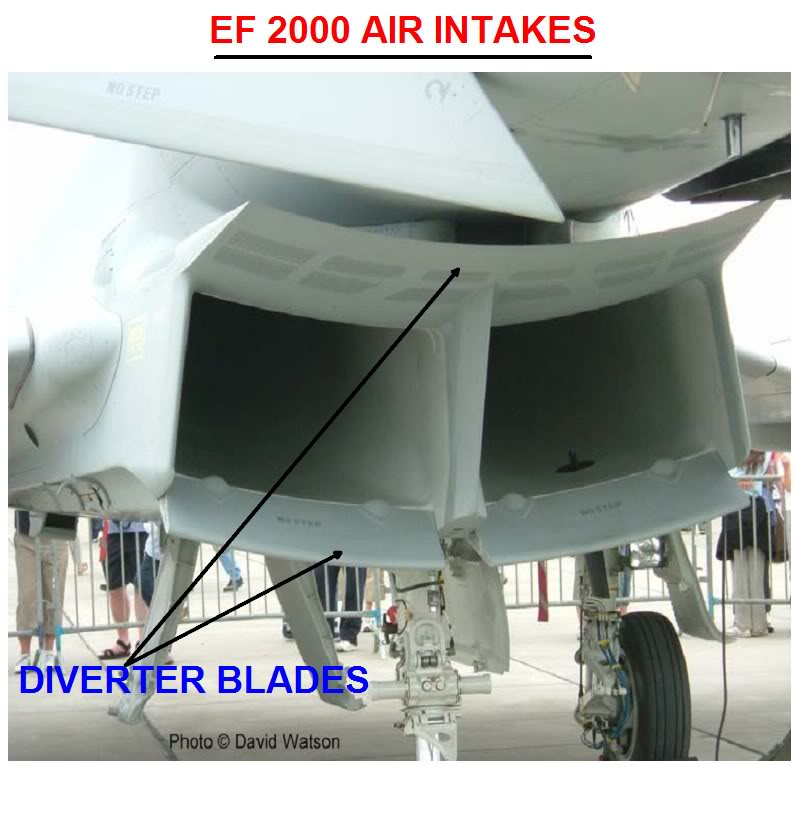 t50/pak fa  ليست شبحيه حتى الان بالتحليل والصور والمصادر  EF2000AIRINTAKES