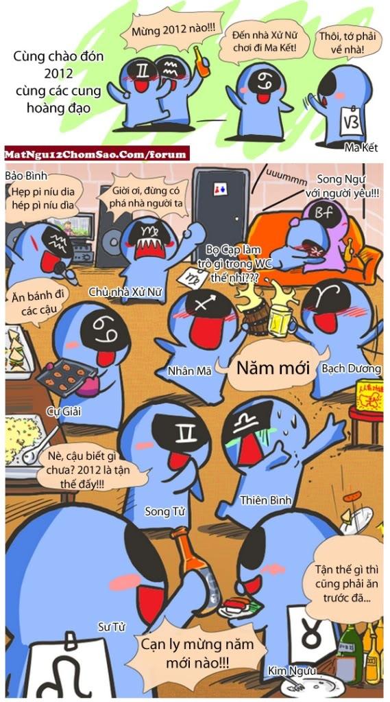 MẬT NGỮ 12 CHÒM SAO - Page 7 Nammoi