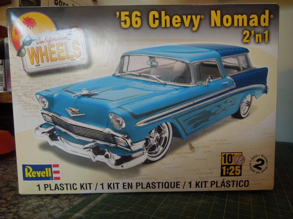 '56 Chevy Nomad 427 014