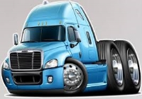 BIG RIGS & SERVICE VEHICLES