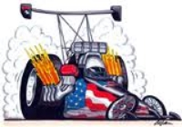 DRAGSTERS & FUNNY CARS