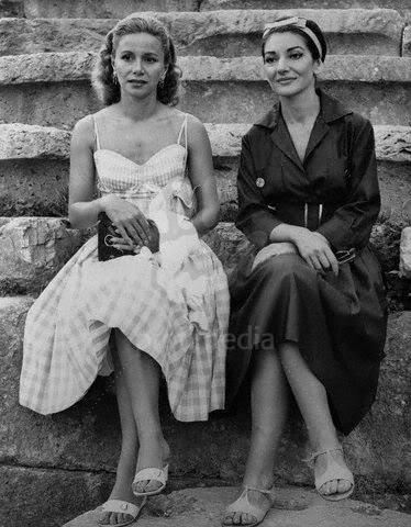 Christina y Athina Onassis - Página 2 Tinalivanosmariacallas