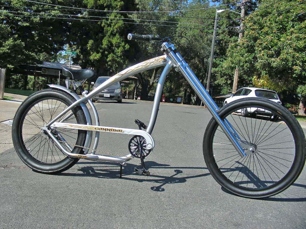 Nirve Cannibal Chopper Bicycle Best Seller Bicycle Review