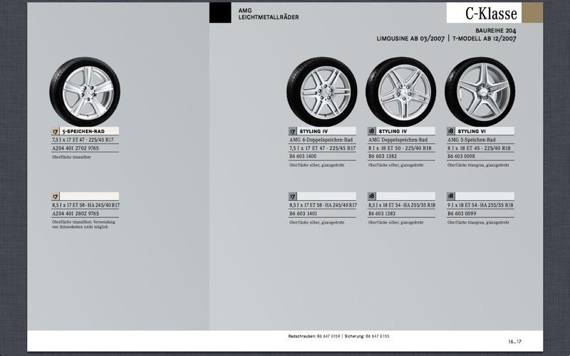 (C/S/W204): Medidas oficiais das rodas e pneus File-106