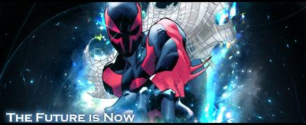 Vega's Shop/Gallery Spiderman2099