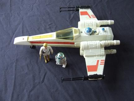 How to repair your X-Wing - Walkthrough - Pic heavy DSCF8261