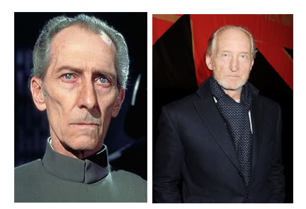 Star Wars live action Tv show casting call, your choices. Tarkin-1