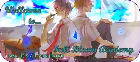 Full Bloom Academy (normal) Wellcome
