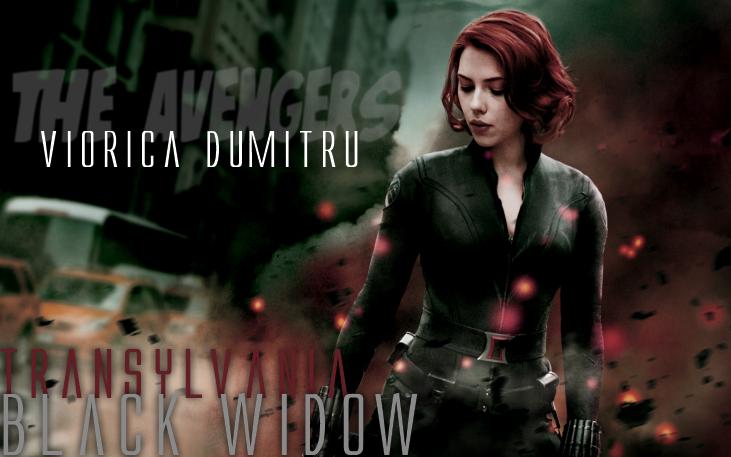 The Avengers Meets APH! Blackwidow