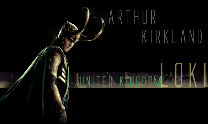 The Avengers Meets APH! Loki