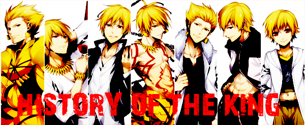 Gilgamesh-The King of Heroes  GilgyA