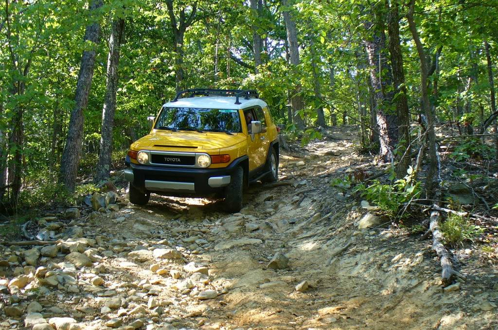 Post a Picture of Your FJ - Page 3 UwharrieNFOHVPark019