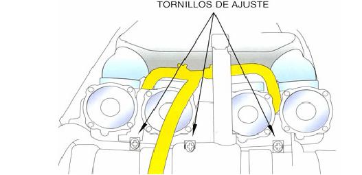 CARBURACION: Sincronizacion de carburadores  Carbu05