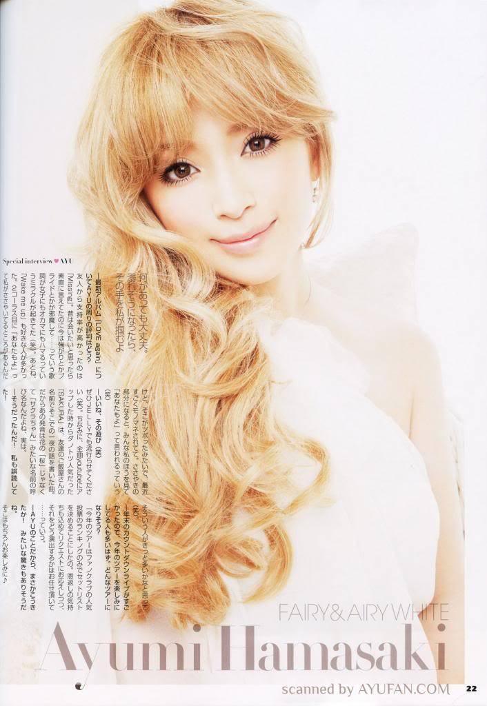 Ayumi Hamasaki >> Noticias e Información  - Página 3 Jelly130304_zpsf02f8b9b