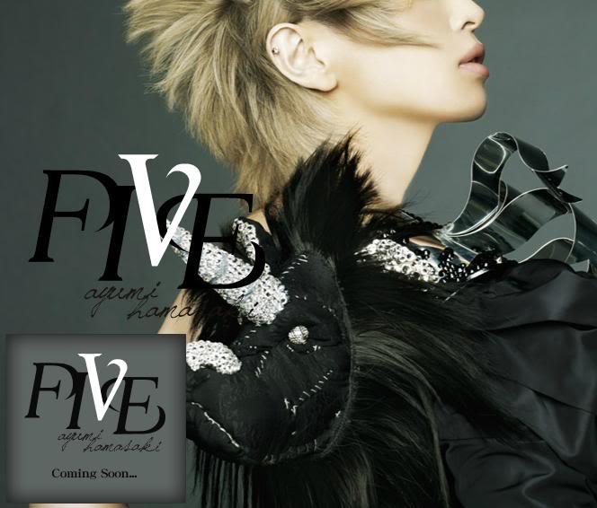 "Ayumi Hamasaki >> album ""FIVE"" - Página 3 Five1-1"
