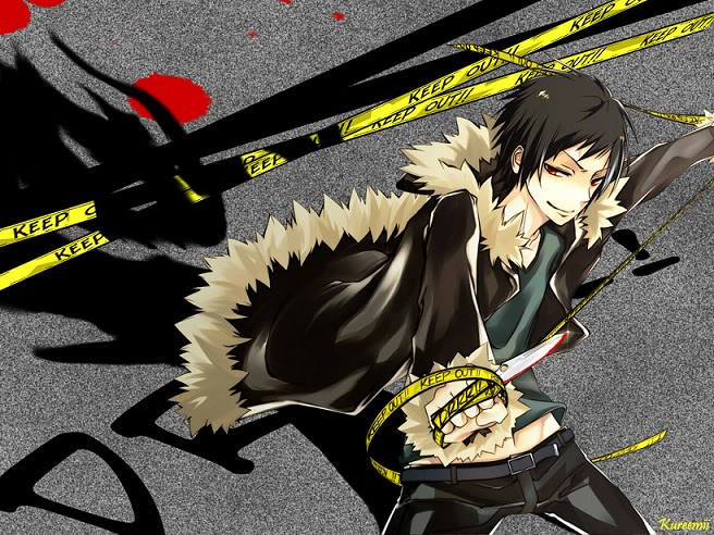 General Anime Images Orihara_Izaya_by_Kureemii