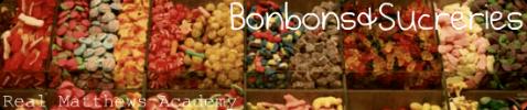 Bonbons & Sucreries