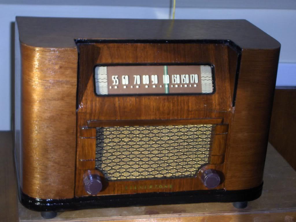 Silvertone Model 7134  HPIM1585
