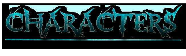 DRAGON SLAYER CHARS-2