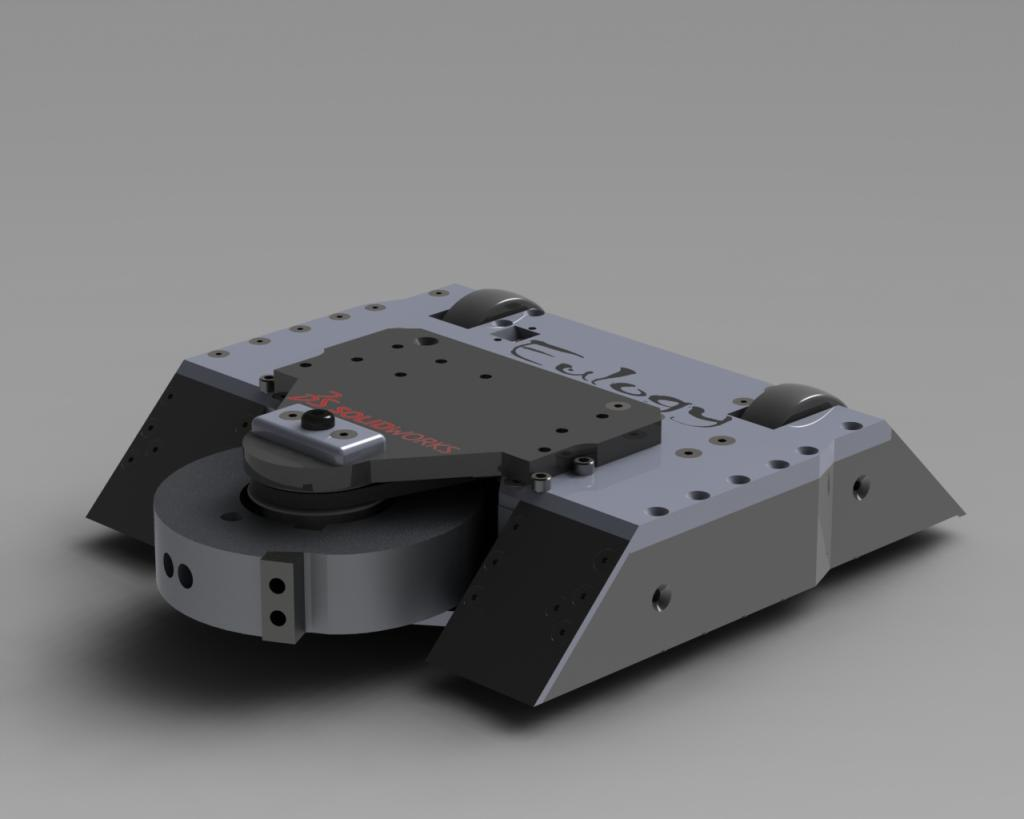 New 15 pound beater bot