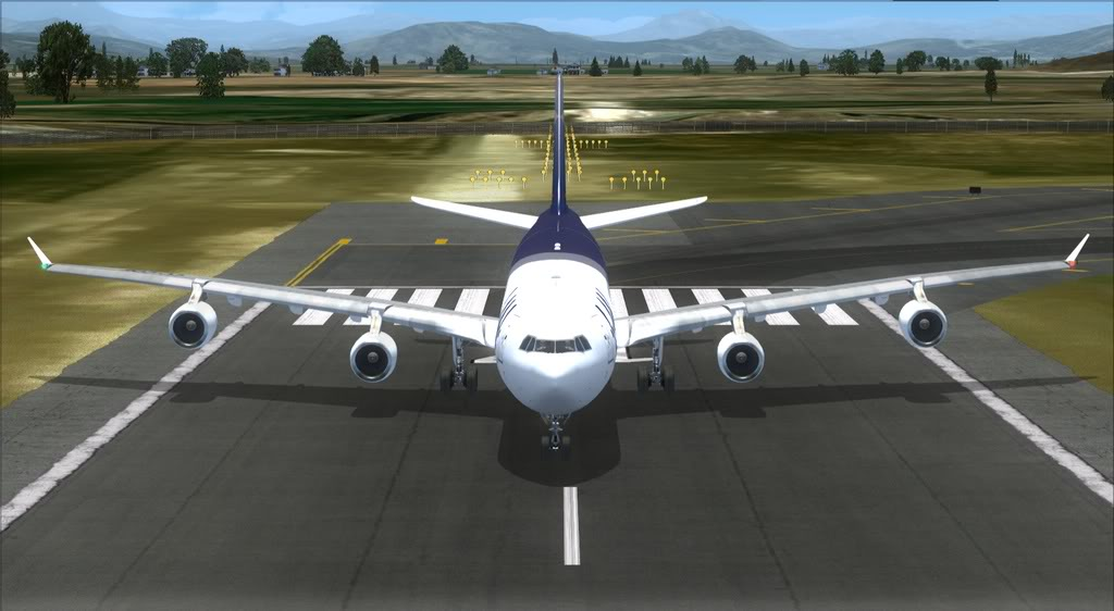 Merge Airbus A340-300 Thomas Ruth com Airbus Wilco Evolution Series Vol. 2 Fsx2012-01-2317-12-40-46