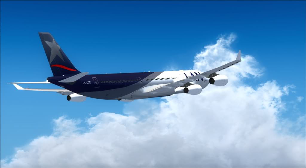 Merge Airbus A340-300 Thomas Ruth com Airbus Wilco Evolution Series Vol. 2 Fsx2012-01-2317-16-12-56