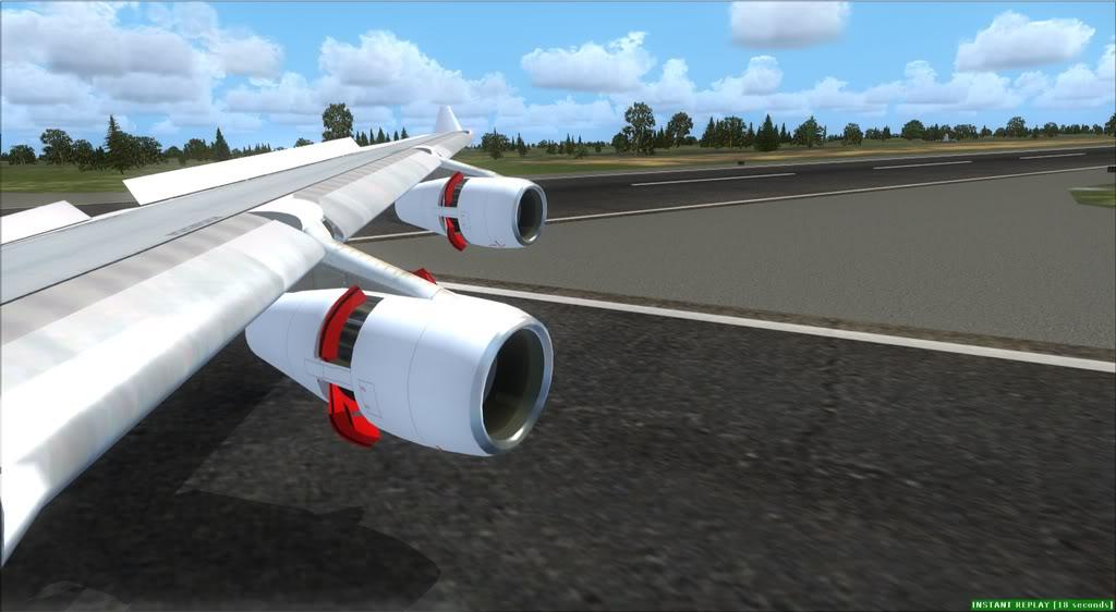 Merge Airbus A340-300 Thomas Ruth com Airbus Wilco Evolution Series Vol. 2 Fsx2012-01-2319-15-54-06