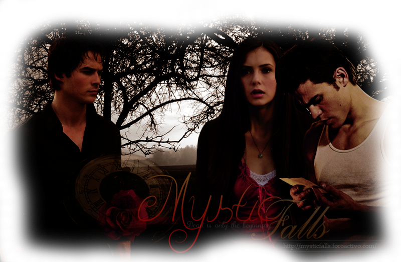 All We Are {The Vampire Diaries RPG} ¡RECIÉN ABIERTO! | Normal. Logo3_zps5ab056ea
