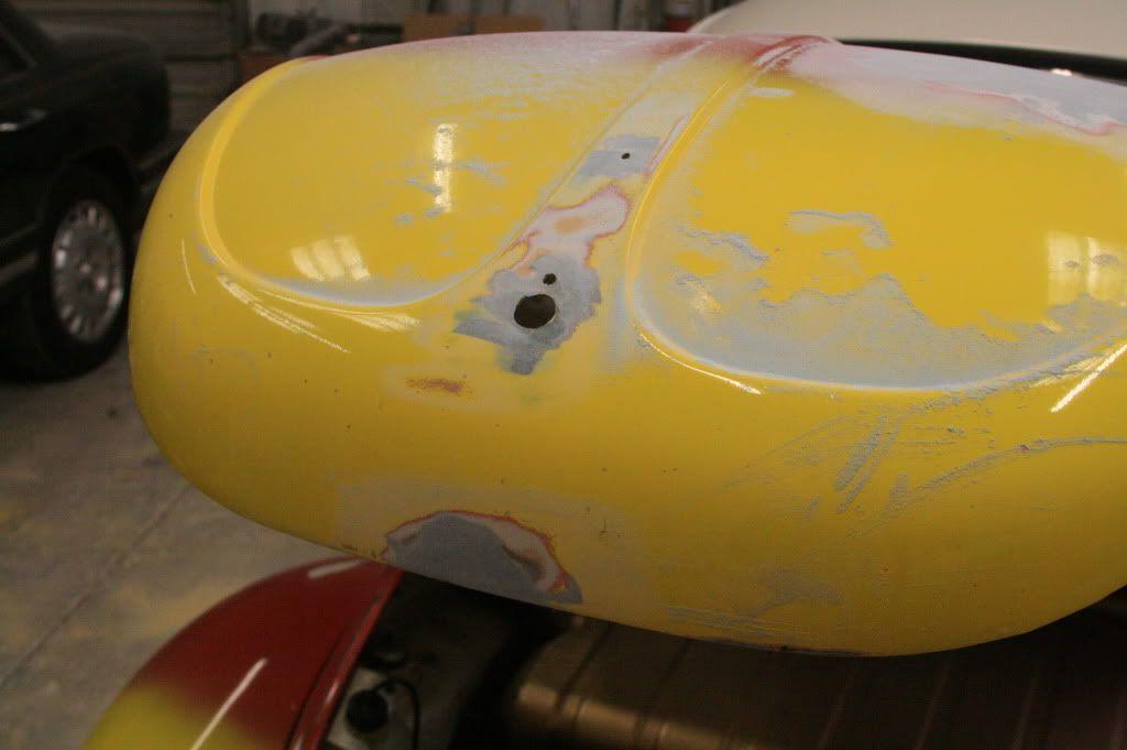 Pearl my RHD 1302 from Japan PaintPrep212-19-20115