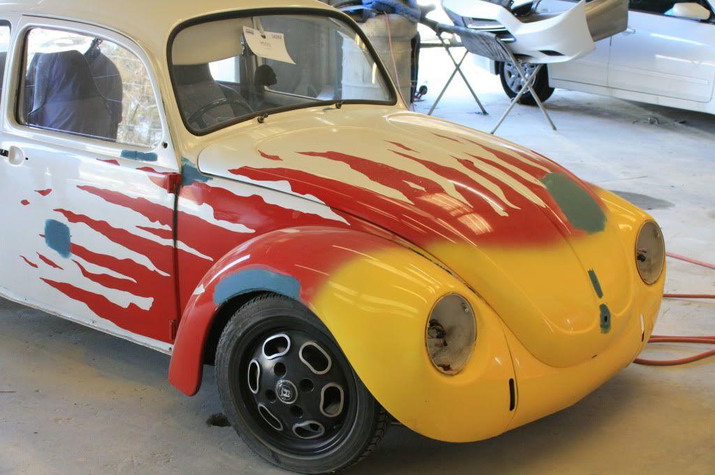 Pearl my RHD 1302 from Japan Paintprep12-15-20117