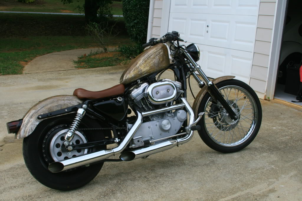 My 2002 Sportster bobber project Rust29-27-20111