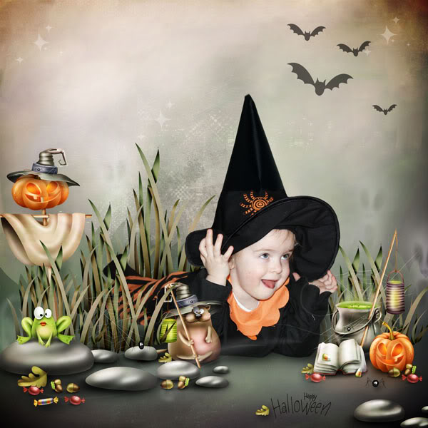 Cheerful halloween Happy-Hallowen-by-Olga-Unger
