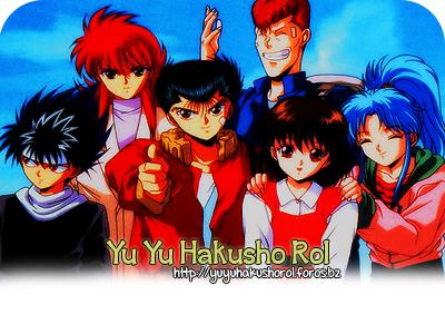 Yu Yu Hakusho [Normal] Yuyutabli