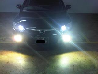 LightersInc Brightest Leds ( HID, DRL ) IMG00577-20120315-2300