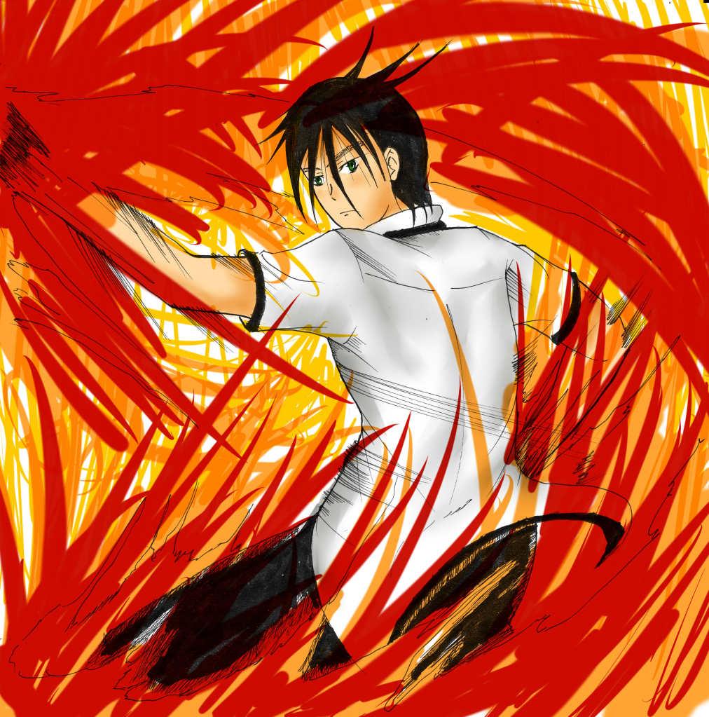 คลังอันแสงอันแสนเวิ้งว้าง...!! - Page 14 FlamePunisher