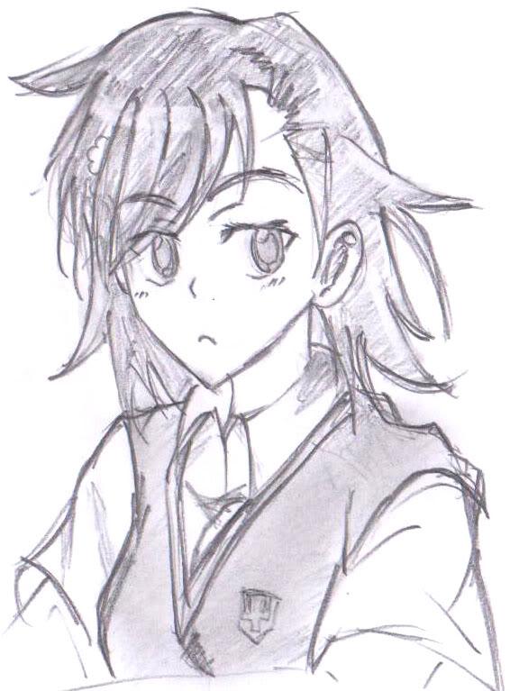 คลังอันแสงอันแสนเวิ้งว้าง...!! - Page 3 Misaka_Sketching