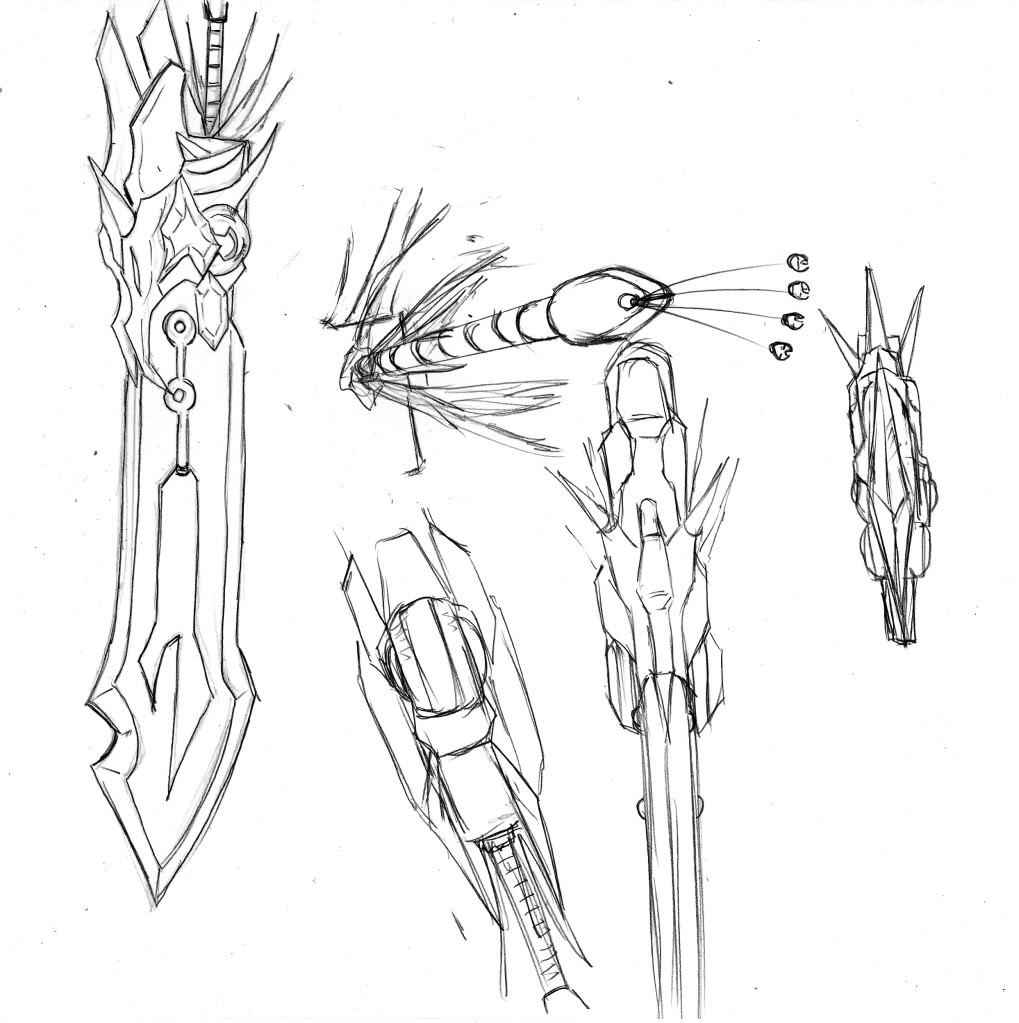[CHARACTER CF3]Ring A Bell Class2 Scarlet Sword Dragoner  ScarletBellsSword