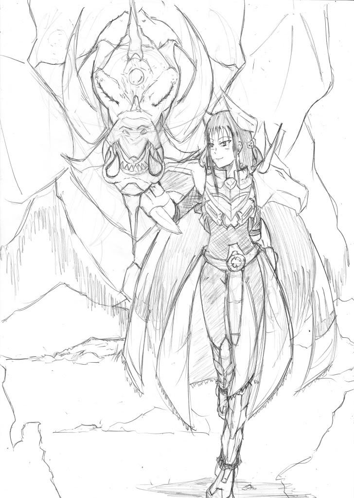 คลังอันแสงอันแสนเวิ้งว้าง...!! - Page 13 Scarlet_Bell_and_Dragon